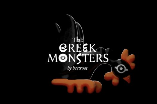 The Greek Monsters
